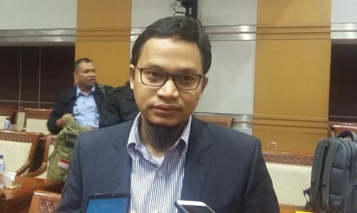 Anggota Komisi I DPR RI, Hanafi Rais (Foto: Ucok A/Nusantaranews.co)