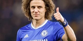 David Luiz (Foto telegraph)