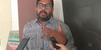 Aktivis HAM dan Anti Korupsi, Haris Azhar (Foto Ucok Al Ayyubi/Nusantaranews.co)