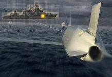 Angkatan Udara Amerika Serikat dilaporkan berhasil uji coba rudal anti-kapal jarak jauh (Long Range Anti-Ship Missiles/LRASM) dari Bomber B1-B. Foto: Lockheed Martin