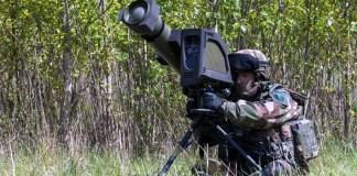 Rudal Baru Prancis Sistem MMP/Foto: Defense update