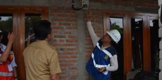 Peresmian Jaringan Listrik Pedesaan (Foto Istimewa/Nusantaranews)