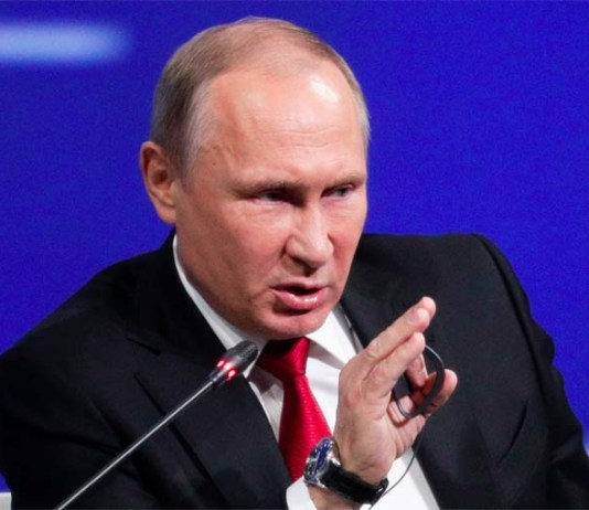 Presiden Rusia Vladimir Putin/Foto: businessinsider.sg