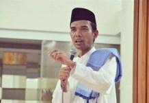 Ustad Abdul Somad (Foto Istimewa)