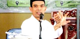 Ustaz Abdul Somad/Foto: Suara Nasional