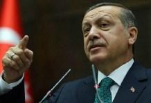 Presiden Turki, Recep Tayyip Erdogan. Foto: Adem Altan/Via AFP