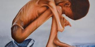 The Hunger karya David R Wetzel Joseph Wetzel. Foto: Dok. fineartamerica.com