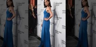 Gaun yang dikenakan Gal Gadot (Foto Fox News)