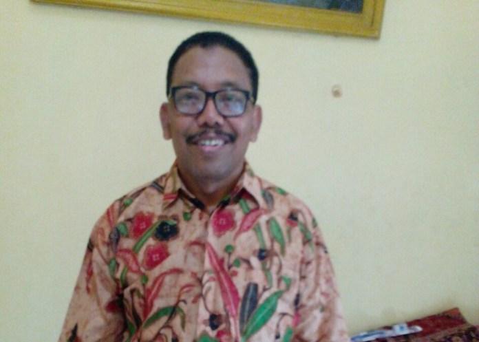 Calon Ketua DPW Sarbumusi Jawa Timur, Drs. HA. Muhith Efendy. Foto: Ucok Al Ayubbi/NusantaraNews
