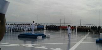 Peringatan Hari Samudera (Foto Istimewa/Nusantaranews)