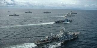 Pertahanan Indo-Pasifik (Ilustrasi/Istimewa)