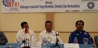 SPHI Gelar Pelatihan Teknik Bernegosiasi (Foto Ucok A/Nusantaranews)