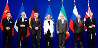 Pendukung Kesepakatan Nuklir Iran (JCPOA)/Foto: tns.thenews.com