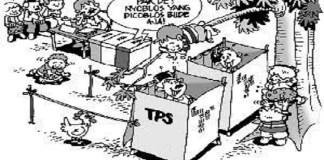 Pemilihan Gubernur dan Wakil Gubernur Provinsi Jawa Timur jumlah tempat pemungutan suara (TPS) pada Pilgub 2018 mendatang mencapai 2.400 TPS di Kabupaten Sumenep. Foto: Ilustrasi/IST