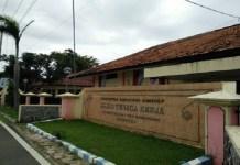 Kantor Dinas Tenaga Kerja Kabupaten Sumenep Madura. Foto: Danil Hidayat/NusantaraNews