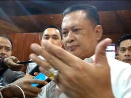 Ketua DPR RI Bambang Soesatyo (Bamsoet). (FOTO: NUSANTARANEWS.CO/Achmad S.)