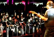 Festival Jazz di Saudi Arabia/Foto: Hindustan Times