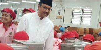 Gus Ipul Berjanji Fasilitasi Industri Pengolah Tembakau. Foto: Setya/ NusantaraNews