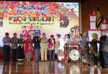 2018 Sumenep Jadi Tuan Rumah Festival Keraton Masyarakat Adat Asean. (Foto: NUSANTARANEWS.CO/Mahdi)