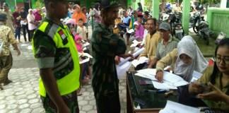 Pembagian Raskin Tanjunganom (1)