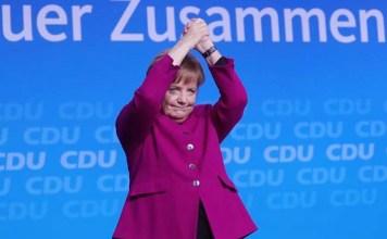 Kanselir Jerman Angela Merkel . (FOTO: ISTIMEWA)