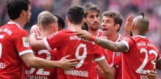 Bayern Munchen, Bundesliga
