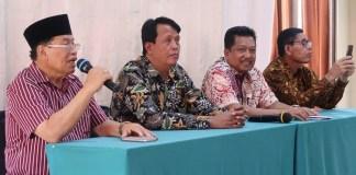 Para kepala Dukuh mengadakan sosialisasi bahaya radikalisme (Foto Istimewa/Nsuantaranews)