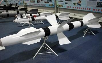 Rual R-27T medium-to-long-range air-to-air. (Foto: Vitaly V. Kuzmin/Wikimedia)