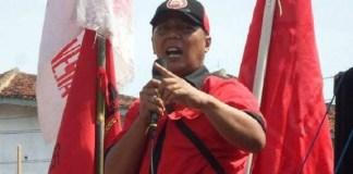 Yohanes Joko Purwanto, Ketua Umum Federasi Serikat Buruh Karya Utama (FSBKU-KSN).