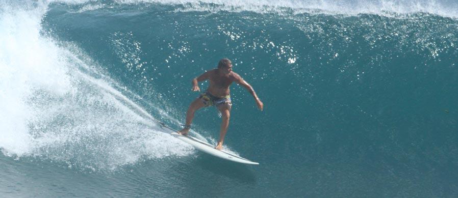 Rafa, el surfista