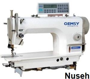 ماكينه خياطه Gemsy افضل ماكينة خياطة وتطريز ، ماكينة خياطة للمبتدئات
