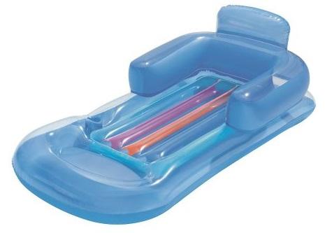 مرتبة هوائية قابلة للنفخ لحمام السباحة