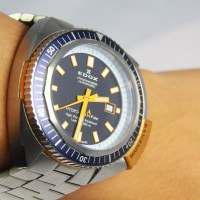 Watch Review : Edox Hydro-Sub North Pole Limited Edition