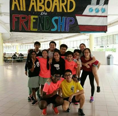 planning team group photo