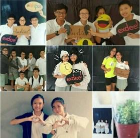 photos taken by friends
