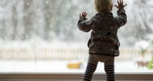 How to save child in winters