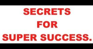 जानिये सफलता पाने के 8 सूत्रों के बारे में , Know about Top 8 success formula in Hindi