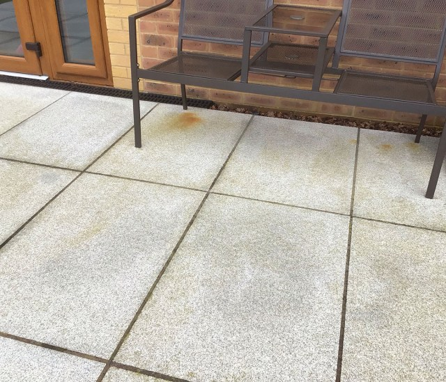 Remove Rust Marks From Paving  Tips & Advice  Nustone