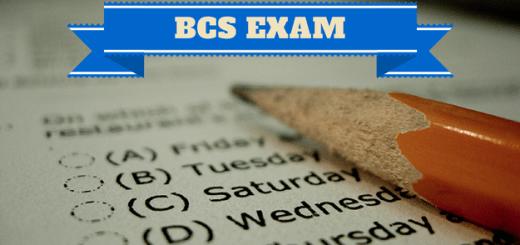 BCS Preliminary Exam App Featured Image