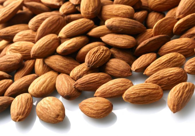 Raw Almonds USA