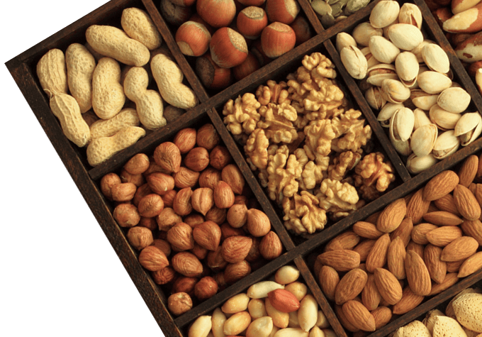 NUTFULLY - Nuts & Dried fruits