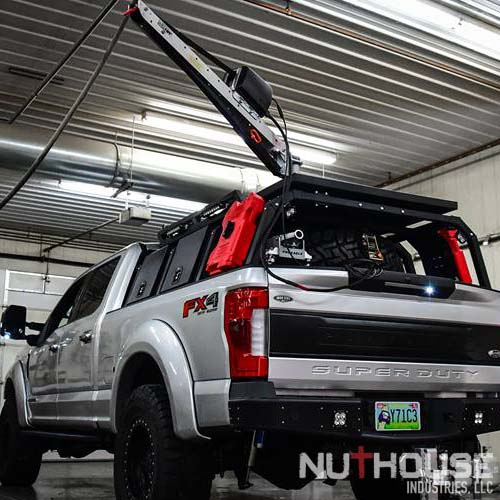 ford truck nuthouse industries