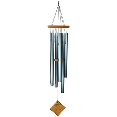 Wood Stock Chimes are on the top 10 list of CHristmas gifts for gardeners on Nutmeg Disrupted