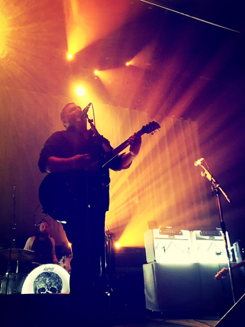 Greg Dulli and The Afghan Whigs at the Rickshaw Theatre in Vancouver on Nutmeg Disrupted