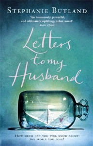 Letters to my Husband cover