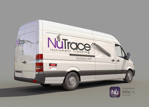 Nutrace mobile unit