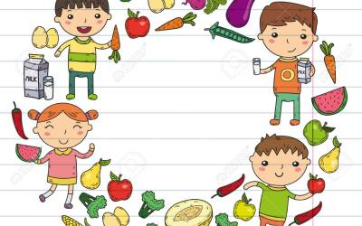 A Toddler's diary – on children's day child nutrition