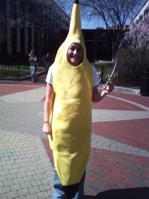 2009 Banana suit