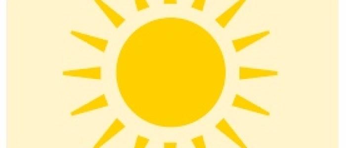 El sol es fundamental, con protección