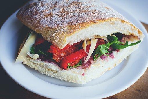sandwich gourmand pour lunchbox